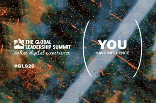 Global Leadership Summit going online this year — in a month's time!