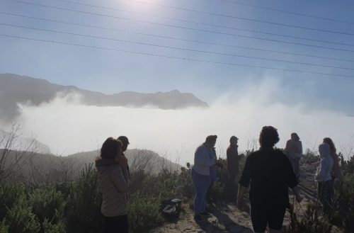 WATCH: Mist lifts in SA towns as worship teams take back 'high places' with weapon of praise