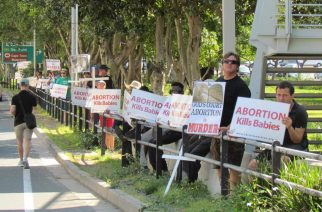 Pro-life conference, events during first weekend of October