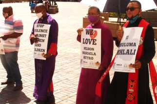 Organisations unite in protest against dysfunctional Nelson Mandela Bay municipality