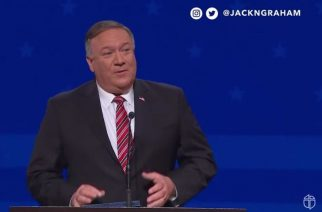 Mike Pompeo: Don't hide your light, America should keep faith in public square